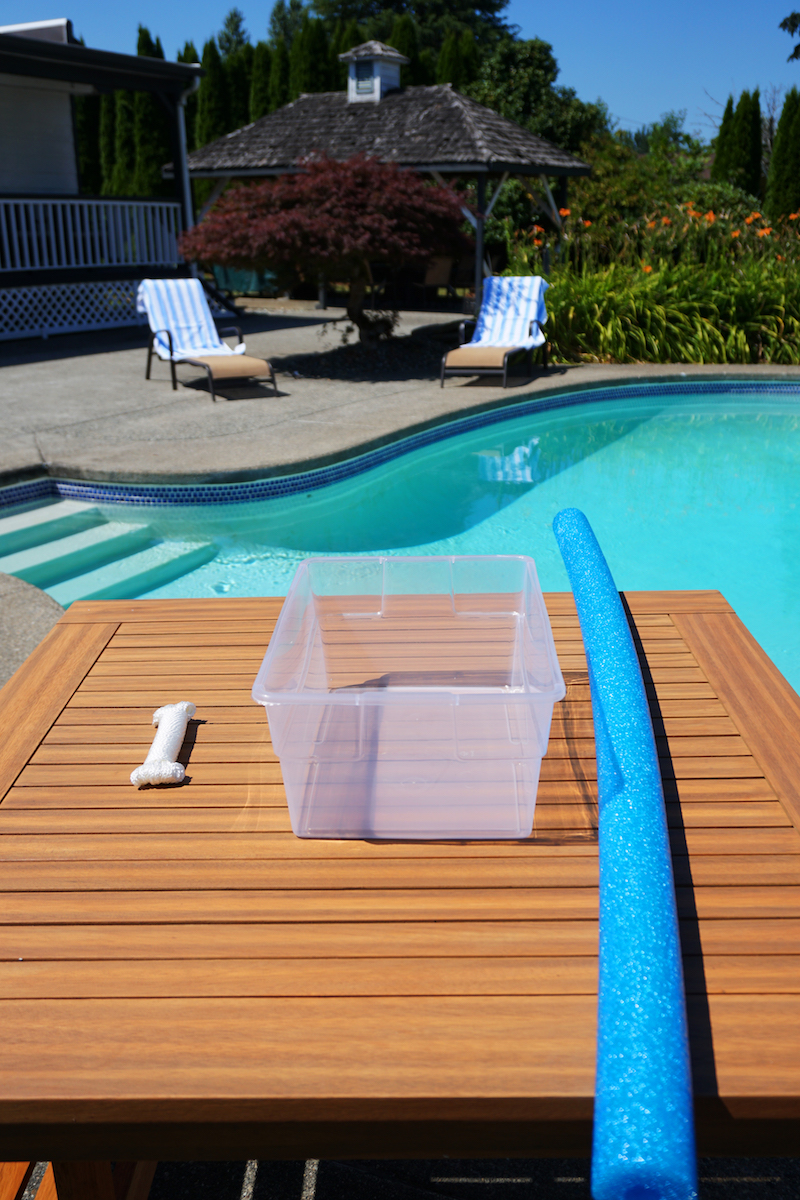 This Pool Noodle Diy Puts Summer Refreshment Within Reach