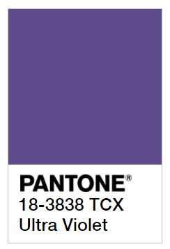The 2018 Pantone Color of the Year Is Here, and It's Purple